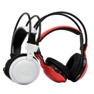 אוזניות אלחוטיות למסיבות שקט, קריוקי, אולפנים, SILENT DISCO וכל מטרה