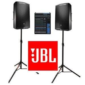 השכרת ציוד הגברה לארועים JBL