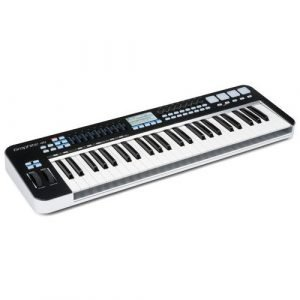 מקלדת שליטה SAMSON Graphite 49 MIDI Keyboard Controller