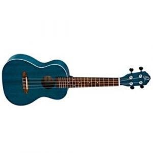 RUOCEAN יוקליילי איכותי בגודל מלא מבית Ortega Guitars