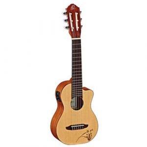 RGL5CE גיטליילי איכותית מוגברת מבית Ortega Guitars