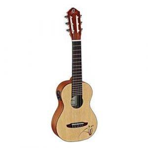 RGL5E גיטליילי איכותית מוגברת מבית Ortega Guitars