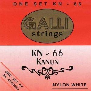 סט מיתרים לקנון GALLI KN66
