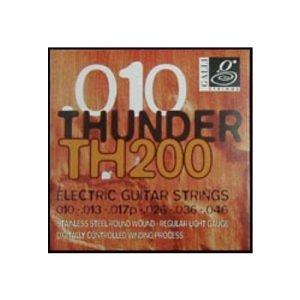 סט מיתרים לגיטרה חשמלית גלי TH-190 0.09 Galli
