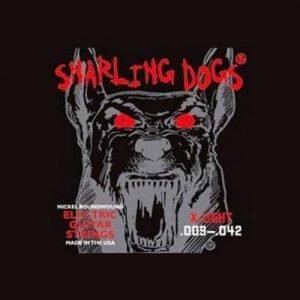 סט מיתרים לחשמלית SNARLING DOGS 0.11