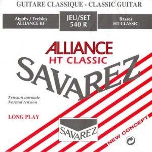 סט מיתרים לקלאסית SAVAREZ ALLIANCE 540R