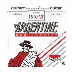 סט מיתרים לגיטרה SAVAREZ ARGENTINE 1510MF Gypsy Jazz Acoustic Guitar