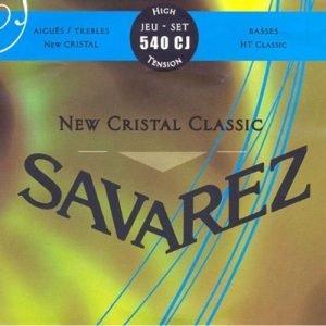 סט מיתרים לקלאסית SAVAREZ CRISTAL HT 540CJ