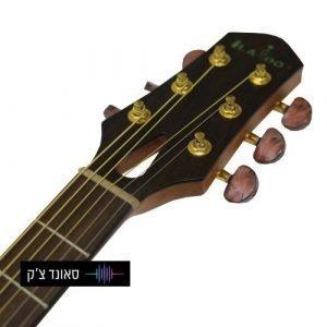 גיטרה אקוסטית 36″