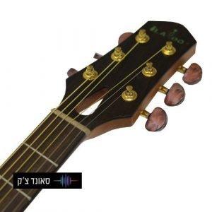 גיטרה אקוסטית 40″