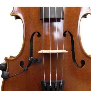 פיק אפ לכינור The Realist Violin SoundClip with 1/4″ jack