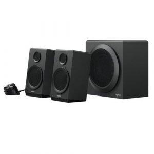 רמקולים Logitech 2.1 Multimedia Z333 Retail שחור