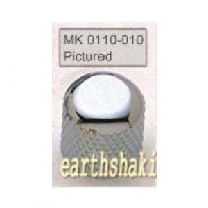 2 כפתורים מתכת כרום MK 0110-010 All parts