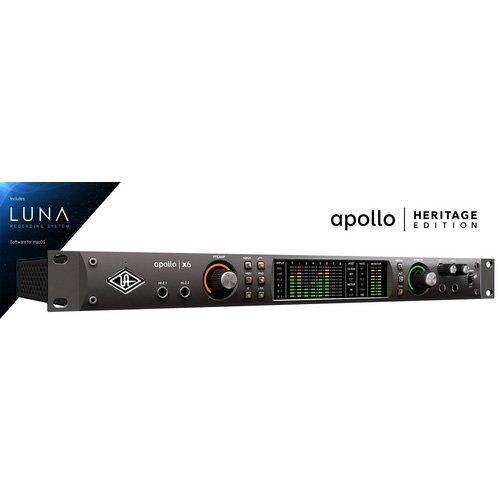 APOLLO X6 Heritage Edition Universal Audio
