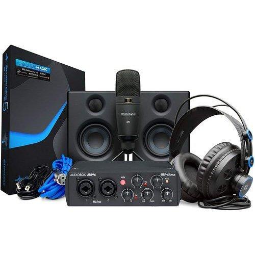 AudioBox 96 Studio Ultimate (25th Anniversary Black) PreSonus