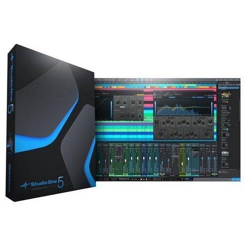 """Studio One 5 Pro PreSonus"