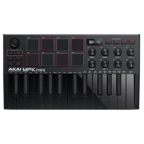 MPK mini mk3 black AKAI Professional