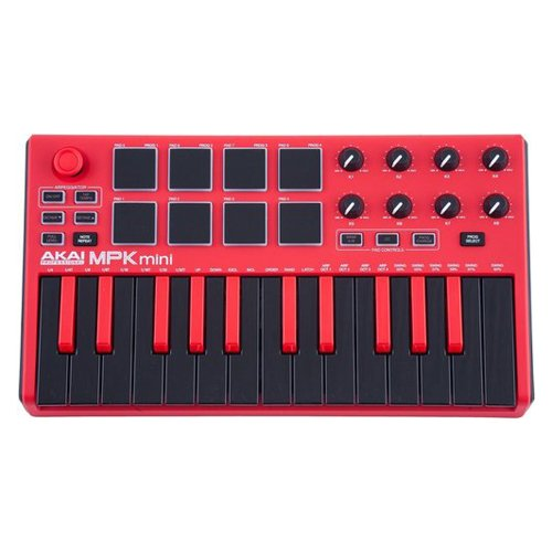 MPK mini mk3 Red AKAI Professional