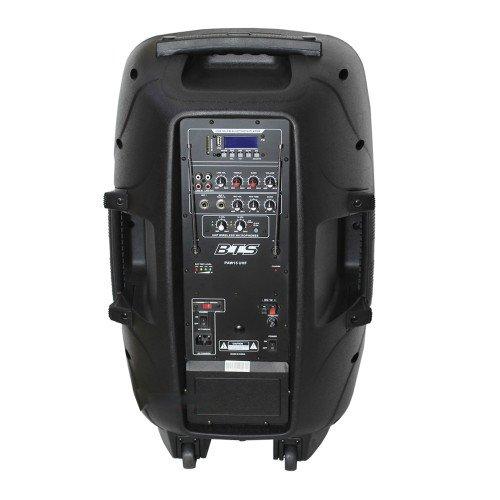 רמקול מוגבר 15″+UHF