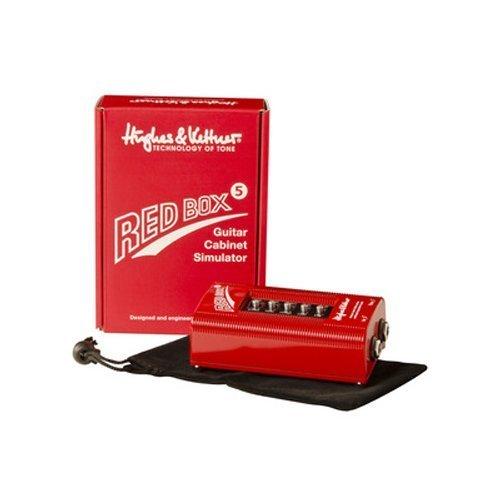 Red Box 5 מדמה מגברים איכותי מבית Hughes & Kettner Hughes And Kettner